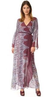 Макси-платье Larina Bcbgmaxazria