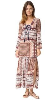 Макси-платье Blaine Cleobella