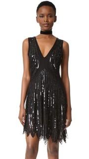 Платье с блестками Loyd/Ford