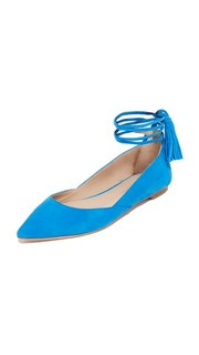Обувь на плоской подошве Penelope с завязками на щиколотке Loeffler Randall