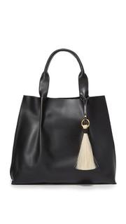 Объемная сумка Maggie с короткими ручками Oliveve