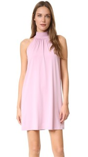 Мини-платье с воротником под горло Susana Monaco