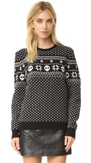 Your Boyfriends Fair Isle Pullover The Kooples
