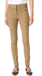 Байкерские узкие брюки Blossom Veronica Beard
