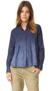 Блуза Lucy Tuck Current/Elliott
