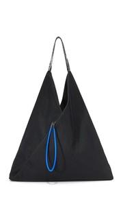 Нейлоновая сумка-хобо Kenzo