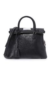 Кожаная сумка Maison Margiela