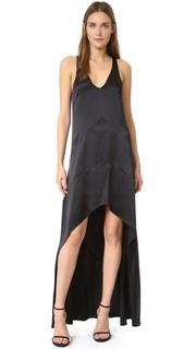 Вечернее платье без рукавов Narciso Rodriguez