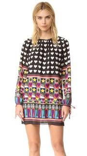Платье All You Need Is Love Anna Sui