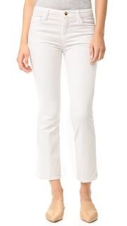 Вельветовые брюки Selena J Brand