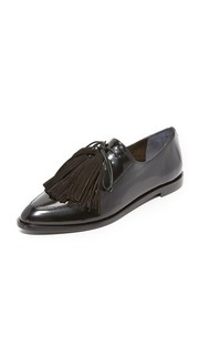 Ботинки на шнурках Jasper с кисточками Loeffler Randall