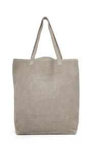 Перфорированная объемная сумка с короткими ручками Orado Monserat De Lucca