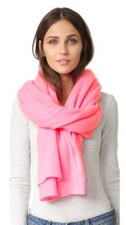 Кашемировый шарф-хомут для поездок White + Warren