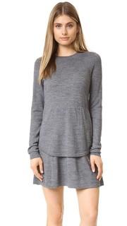 Платье-свитер Frankie из мериносовой шерсти Susana Monaco
