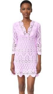 Связанное крючком платье Temptation Positano