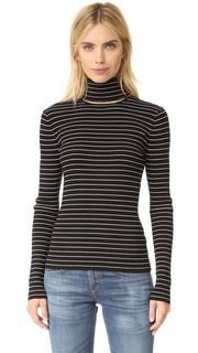 Рубчатый свитер в полоску Lia Tanya Taylor