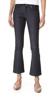 Расклешенные укороченные джинсы Victoria Victoria Beckham