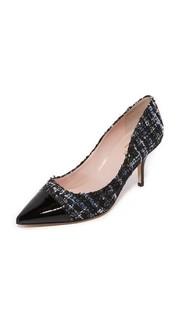Туфли-лодочки Jessie из твида Kate Spade New York