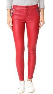 Кожаные брюки Lucy RtA
