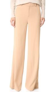 Узкие брюки Paula с высокой талией Alice + Olivia