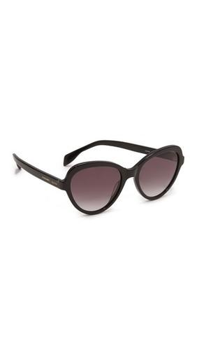 Солнцезащитные очки «кошачий глаз» Shrunken