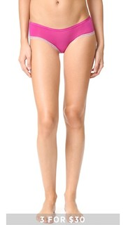 Трусики-шорты с низкой талией Bottoms Up Calvin Klein Underwear