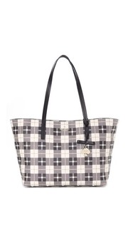 Объемная сумка с короткими ручками Ryan Kate Spade New York