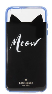 Чехол Meow для iPhone 6 Plus/6s Plus Kate Spade New York