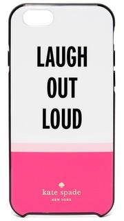 Чехол Laugh Out Loud для iPhone 6/6s Kate Spade New York