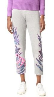 Спортивные брюки с вышивкой Mara Hoffman