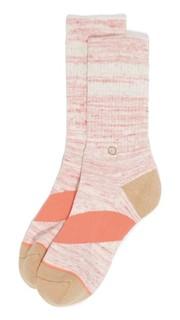 Классические носки до середины голени в полоску Stance