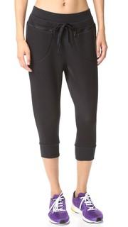Спортивные брюки Studio длиной три четверти Adidas by Stella Mc Cartney