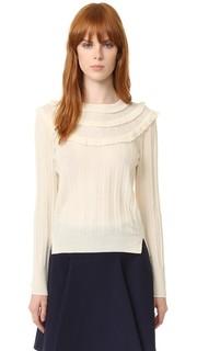 Ажурный свитер с округлым вырезом Marc Jacobs