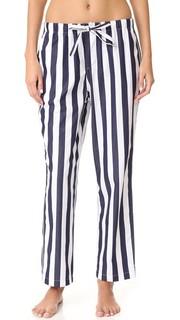 Пижамные брюки Marina с полосками Sleepy Jones