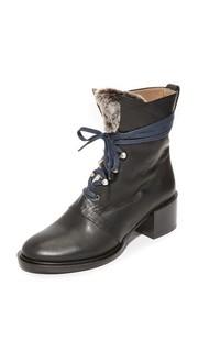 Сапоги Mack с короткой шерстью Coclico Shoes