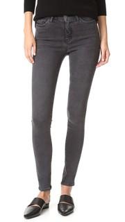 Облегающие джинсы-скинни M.I.H Jeans