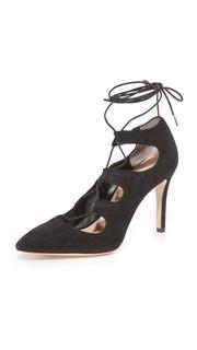 Туфли-лодочки на шнуровке Delfine Loeffler Randall
