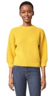 Пуловер с рукавами по локоть 3.1 Phillip Lim