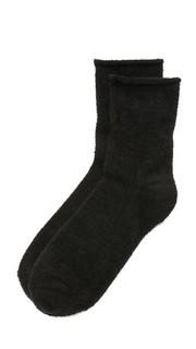 Флисовые носки с отворотами Plush