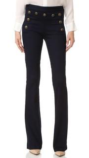 Широкие джинсы Tide в матросском стиле Veronica Beard