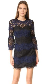 Кружевное платье Bell Cynthia Rowley