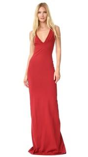 Вечернее платье из джерси Dsquared2