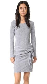 Платье с завязкой спереди Monrow