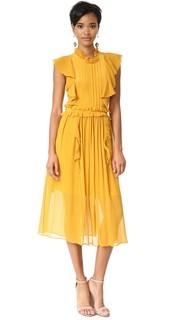 Шелковое платье Florence Marissa Webb