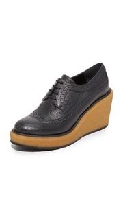 Ботинки на шнурках на платформе Carolina Paloma Barcelo