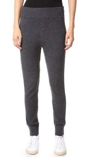 Кашемировые спортивные брюки 6397
