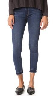 Укороченные джинсы Farrow Instaslim с высокой посадкой Dl1961