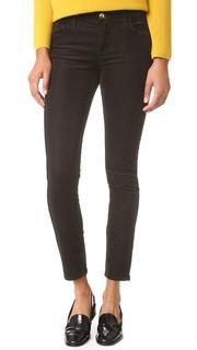 Вельветовые брюки-скинни средней посадки J Brand