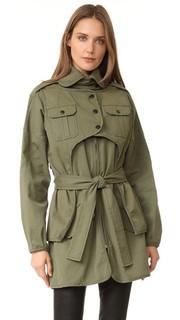 Пальто Nicholas из холщовой ткани Marissa Webb