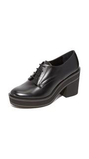 Ботинки на шнурках Louisiana на платформе Paloma Barcelo
